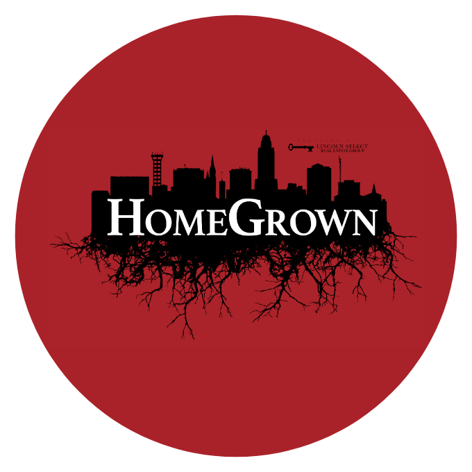 HomeGrown.Lincoln logo